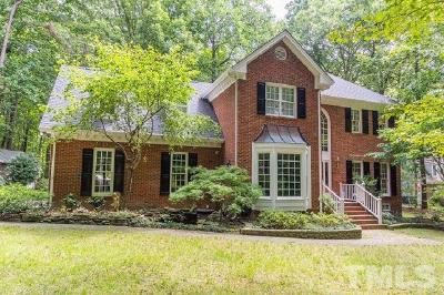 Apex Single Family Home For Sale: 4009 Gumleaf Drive