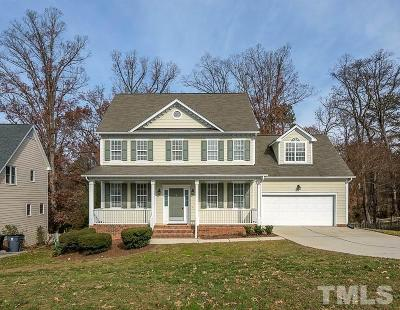 Wake County Single Family Home For Sale: 912 Brittley Way