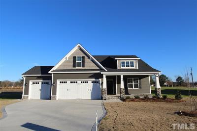 Clayton Single Family Home For Sale: 52 Haystack Lane