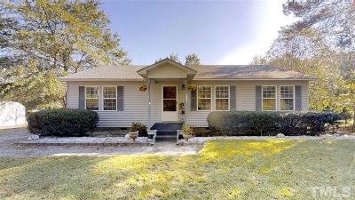 Lee County Single Family Home For Sale: 1309 Sheriff Watson Road