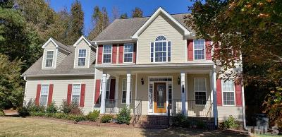 Clayton Single Family Home For Sale: 49 Dory Lane