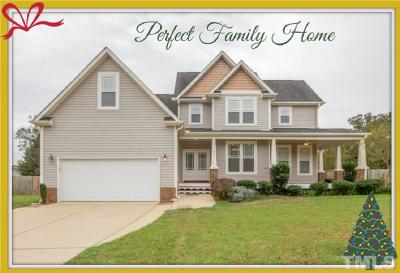 Harnett County Single Family Home For Sale: 250 Ruth Circle