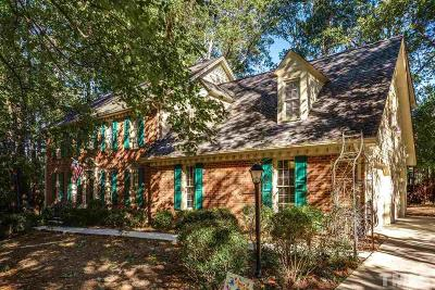 Raleigh Single Family Home For Sale: 620 Downpatrick Lane