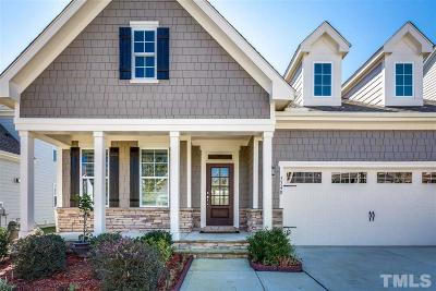 Wake Forest Single Family Home For Sale: 3348 Mountain Hill Drive