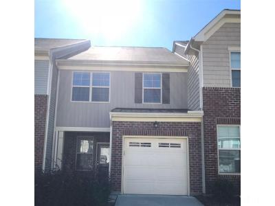 Cary Townhouse For Sale: 1125 Contessa Drive