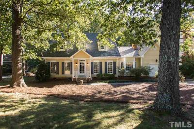 Durham County Single Family Home For Sale: 4215 Swarthmore Road