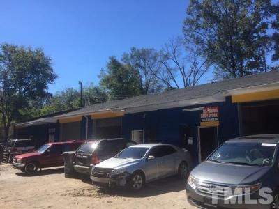 Durham County Commercial For Sale: 2410 Angier Avenue