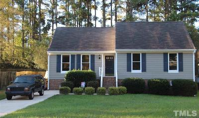 Raleigh Single Family Home For Sale: 2008 Broadingham Court
