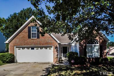 Raleigh NC Single Family Home For Sale: $219,950