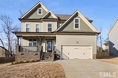 Johnston County Rental For Rent: 217 Nelson Lane