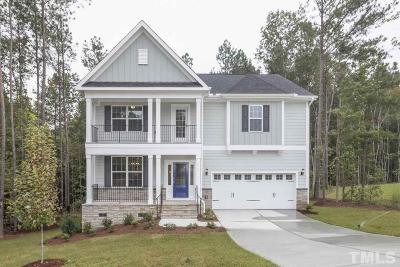 Fuquay Varina Single Family Home For Sale: 8101 Fieldcrest Lane