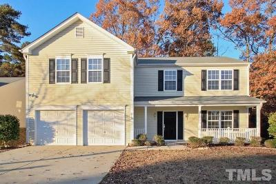 Fuquay Varina Rental For Rent: 513 Dogwood Creek Place