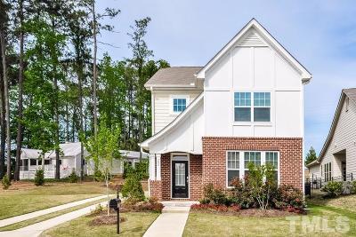 Johnston County Rental For Rent: 222 Heathwood Drive