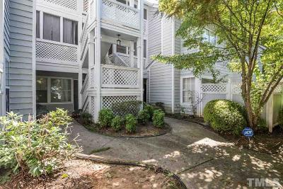Raleigh NC Condo For Sale: $87,000