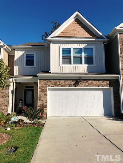 Morrisville Rental For Rent: 5547 Jessip Street