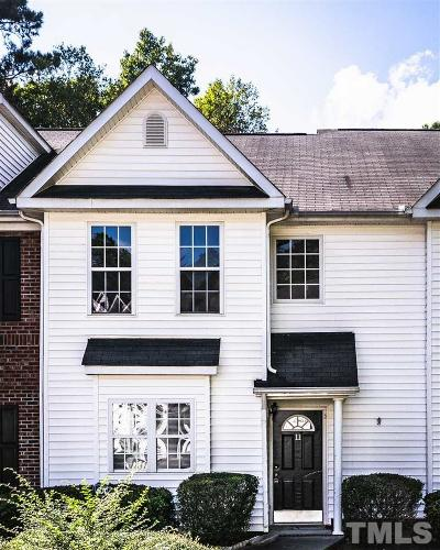Durham Townhouse For Sale: 11 Moorefield Court