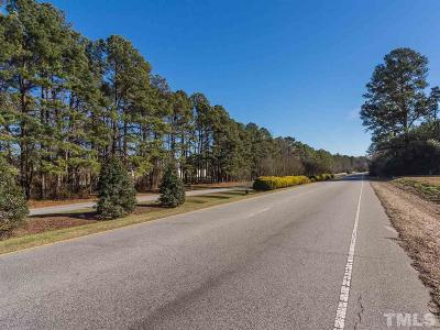 Wake County Residential Lots & Land For Sale: 537 Eagle Rock Road