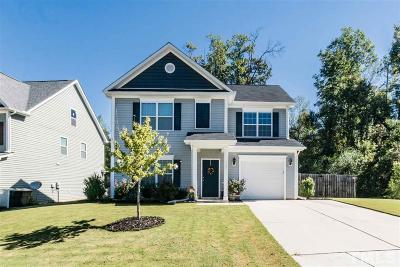 Clayton Single Family Home Contingent: 112 Lakemont Drive