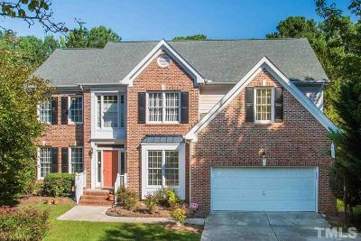 cary Single Family Home For Sale: 113 Yorkhill Drive