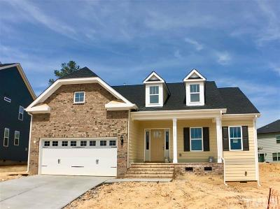 Knightdale Single Family Home For Sale: 1008 Dogwood Bloom Lane