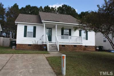 Johnston County Rental For Rent: 2120 McKinnon Drive