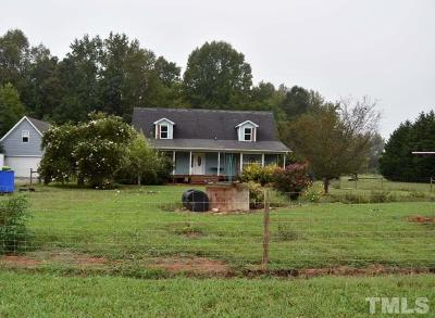 Chatham County Single Family Home For Sale: 110 Deerwood Trail
