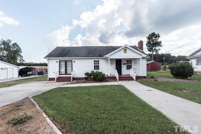 Single Family Home For Sale: 816 Burlington Avenue