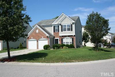 Morrisville Rental For Rent: 116 Shadow Mountain Lane