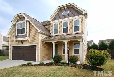 Johnston County Rental For Rent: 35 Baron Court