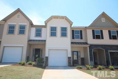 Johnston County Rental For Rent: 85 E Grove Point Drive