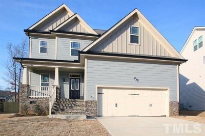 Johnston County Rental For Rent: 213 Nelson Lane