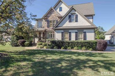 Youngsville Single Family Home For Sale: 55 Princeton Manor Drive