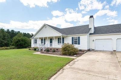 Raleigh Single Family Home For Sale: 6640 Winterton Drive
