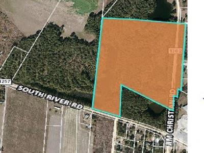 Harnett County Residential Lots & Land For Sale: South River Road