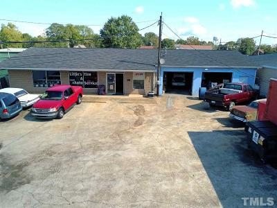 Johnston County Commercial Contingent: 214 W Main Street