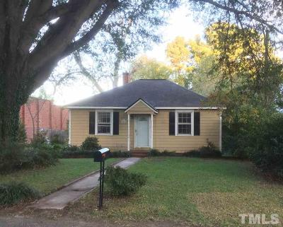 Durham Single Family Home For Sale: 2414 Albany Street