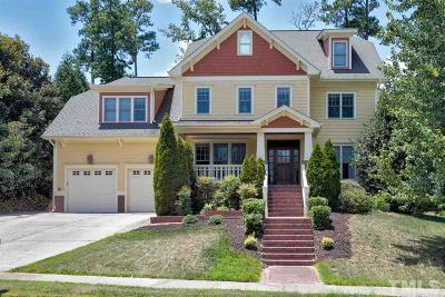 Cary Single Family Home For Sale: 917 Alden Bridge Drive