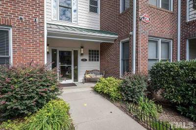Raleigh NC Condo For Sale: $260,000
