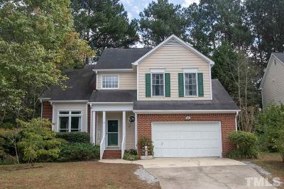 Durham County Single Family Home For Sale: 10 Chestnut Bluffs Lane