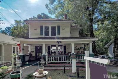 Durham Single Family Home For Sale: 410 E Geer Street