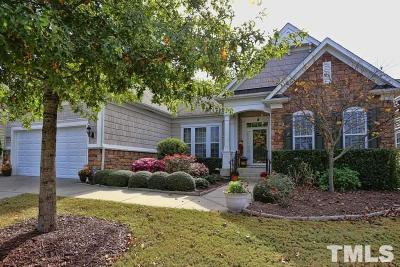 Cary Single Family Home For Sale: 221 Beckingham Loop