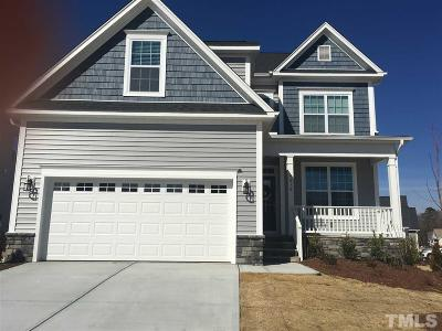Fuquay Varina Single Family Home Pending: 5121 Annabel Drive
