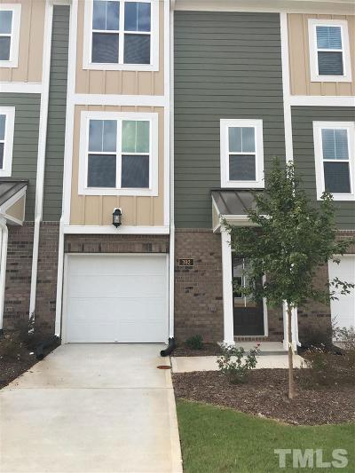 Holly Springs Rental For Rent: 392 Skymont Drive