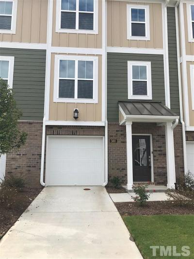 Holly Springs Rental For Rent: 388 Skymont Drive