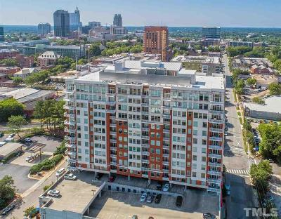 Raleigh Condo For Sale: 400 W North Street #502