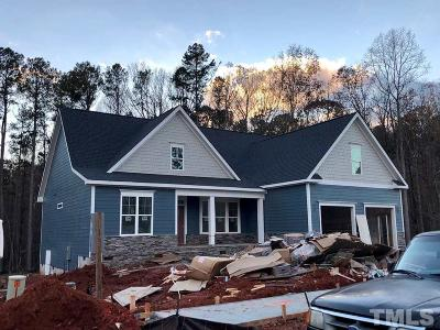 Holly Springs Single Family Home Pending: 513 Horncliffe Way