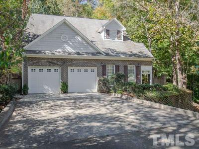 Wake Forest Single Family Home For Sale: 9621 Waterwood Court