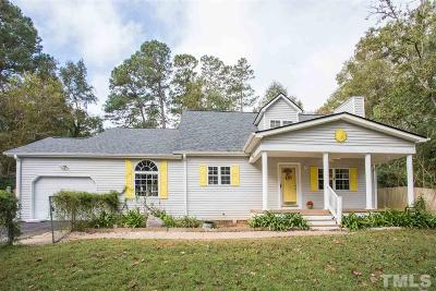 Single Family Home For Sale: 12480 Old Stage Road