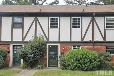 Raleigh NC Condo For Sale: $135,900