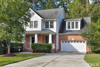 Durham Single Family Home For Sale: 3631 Glidewell Court